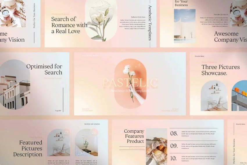 Pastel PowerPoint Presentation