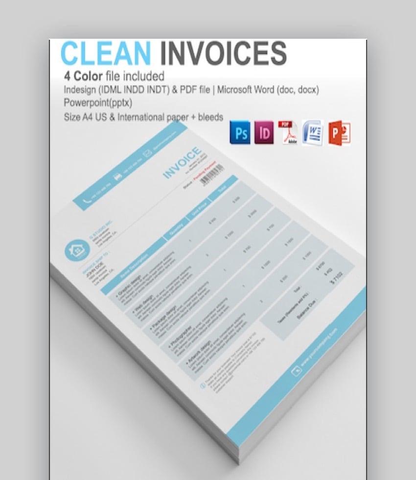 gstudio clean invoice