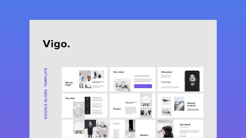 Vigo presentation template