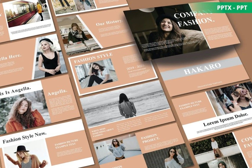 Hakaro is a premium multipurpose template that can be used as an academic poster in Google Slides.