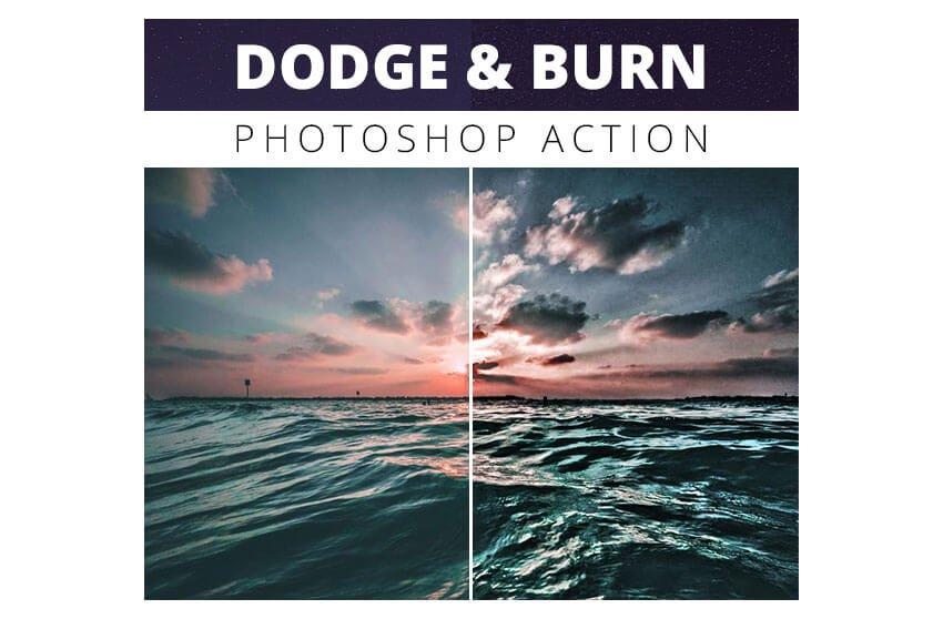 Dodge and Burn Action