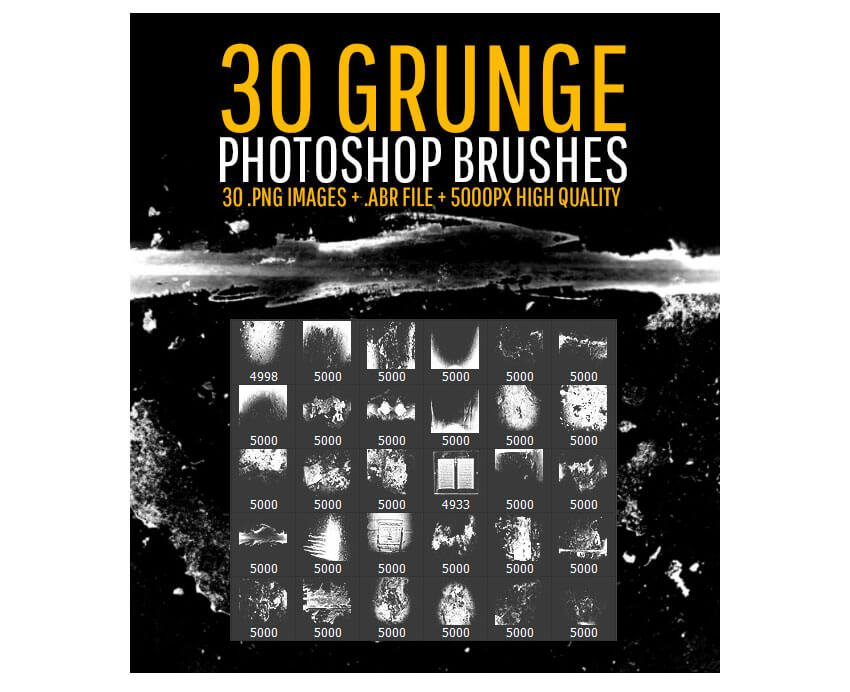More Grunge Brushes