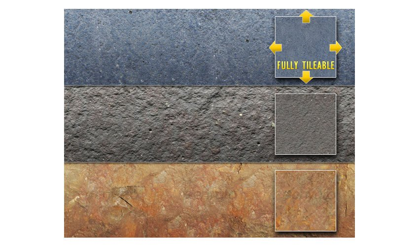 Natural Rock and Stone Textures