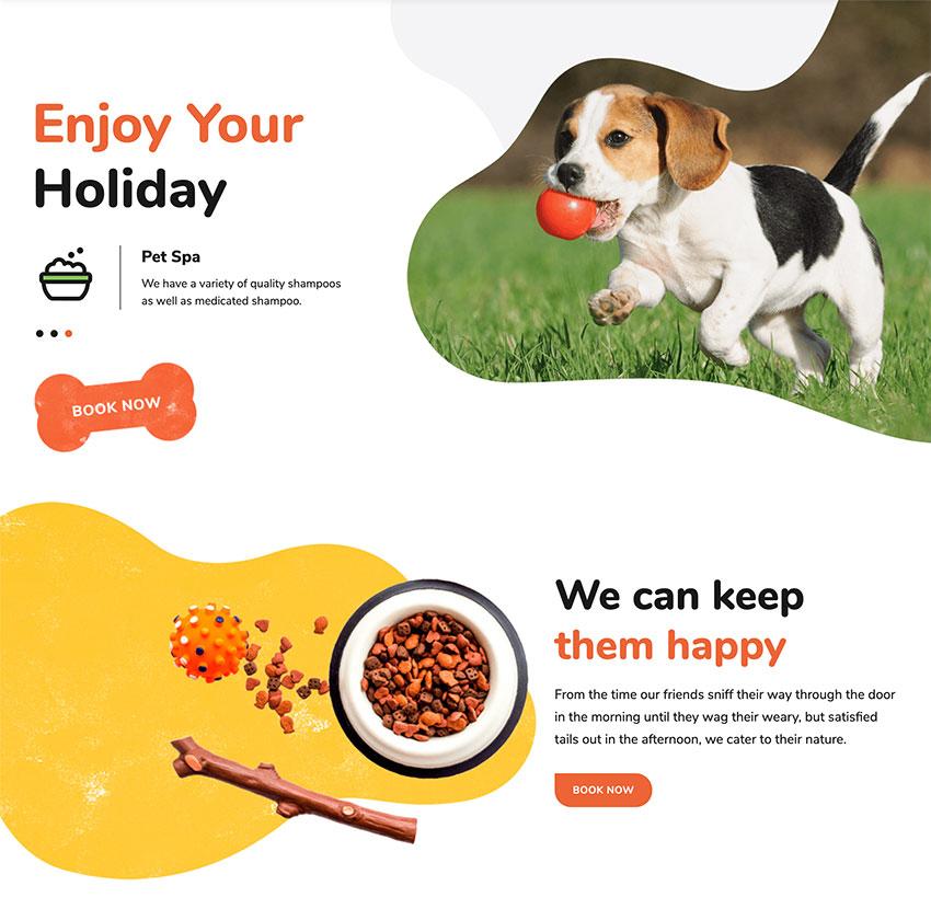 Pawsitive - Pet Care  Pet Shop