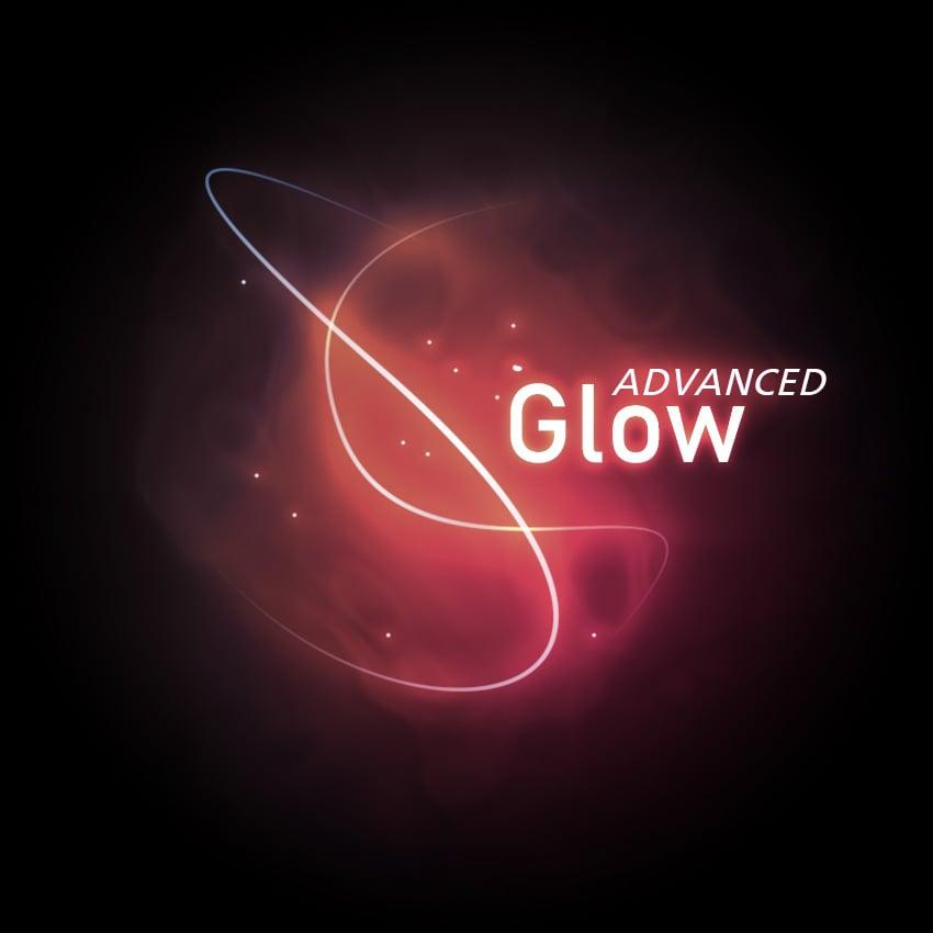 Easy Glow Effects Photoshop Tutorial