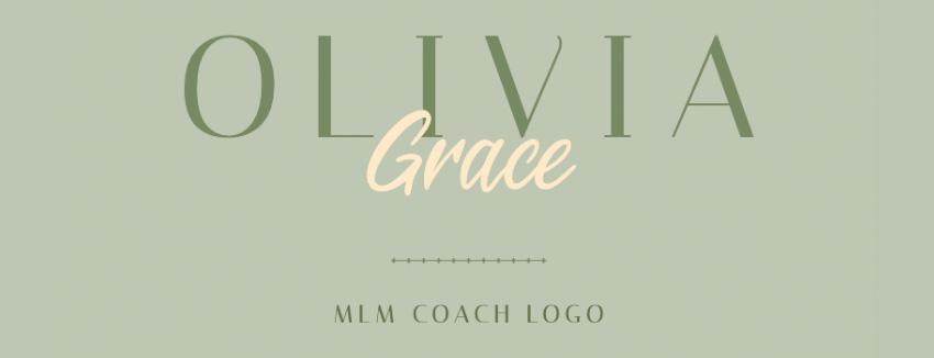 Placeit Logo Graceful Template