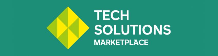 Placeit Technology Logo Template