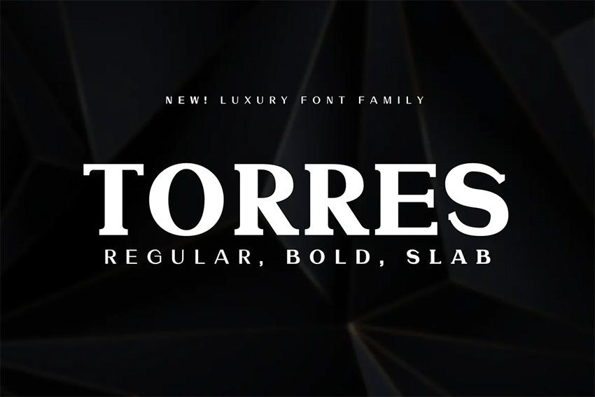 Bodl Serif Condensed Font