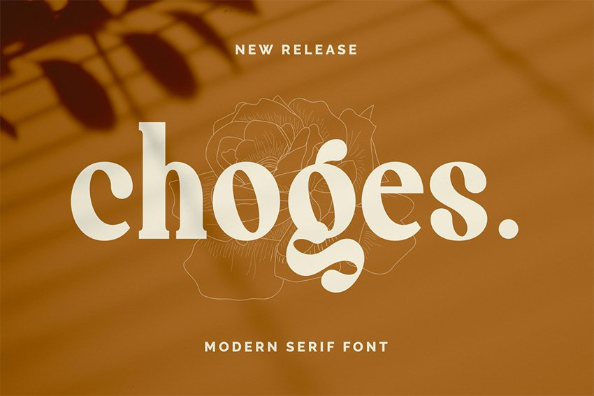 Modern Bold Fonts