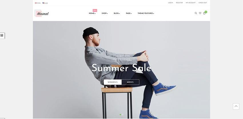 Ap Minimal Shopify Theme