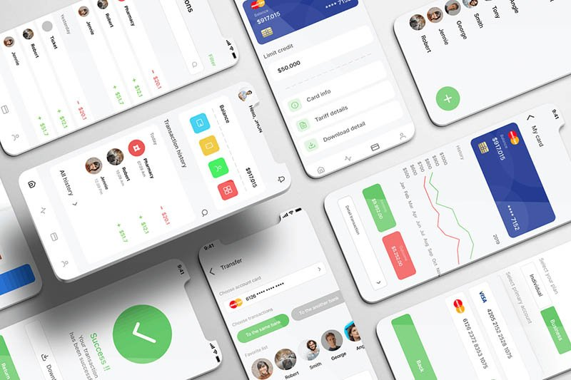 Finanza UI Kit