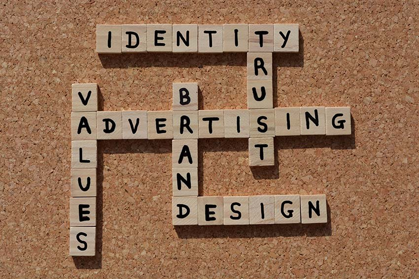 Building a strong brand identity is the core of your business.