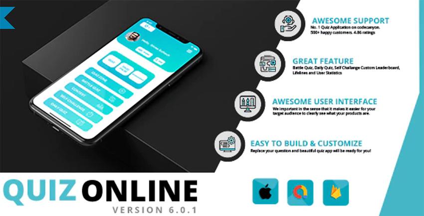 Quiz Online iPhone Game Template