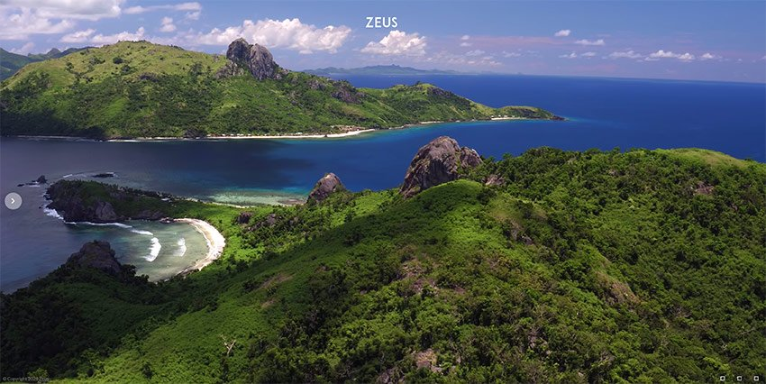 The Zeus full screen background image WordPress theme uses high quality images.