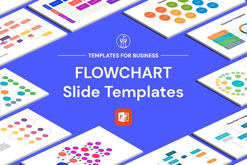 This flowchart PPT bundle has everything you need for your next business presentation.