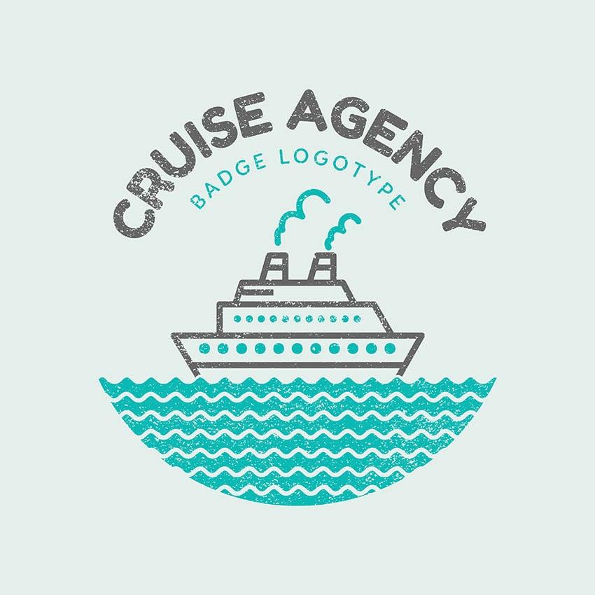 Logo Maker for Cruise Agency