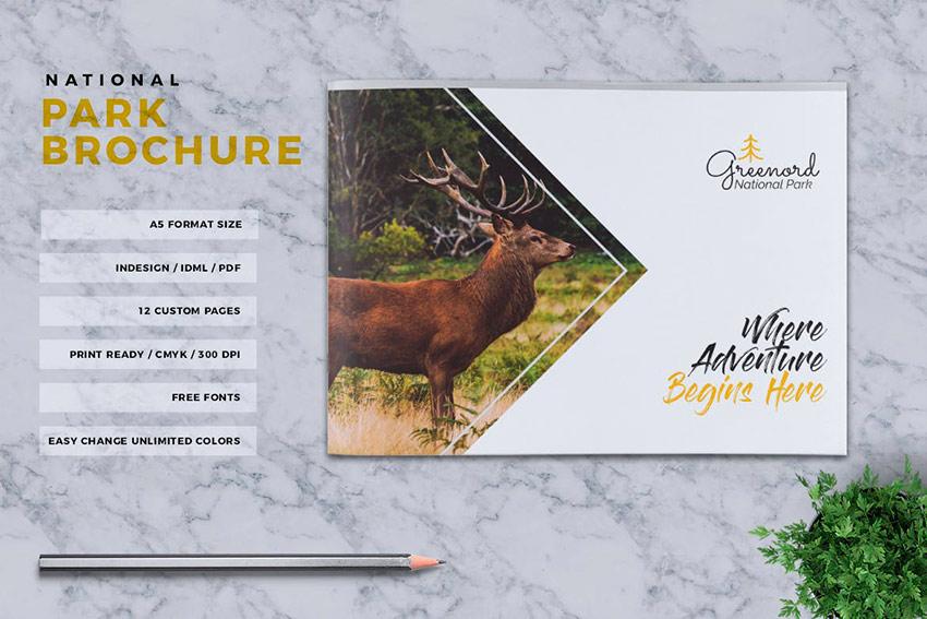 National Park Brochure A5 (INDD)