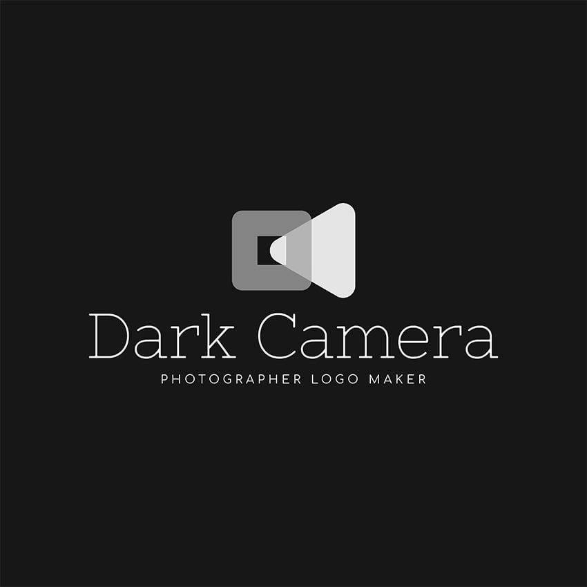 Logo Maker For a Professional Photographer