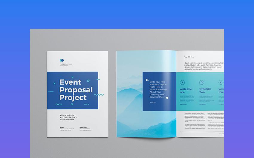 Clean Event Sponsorship Proposal