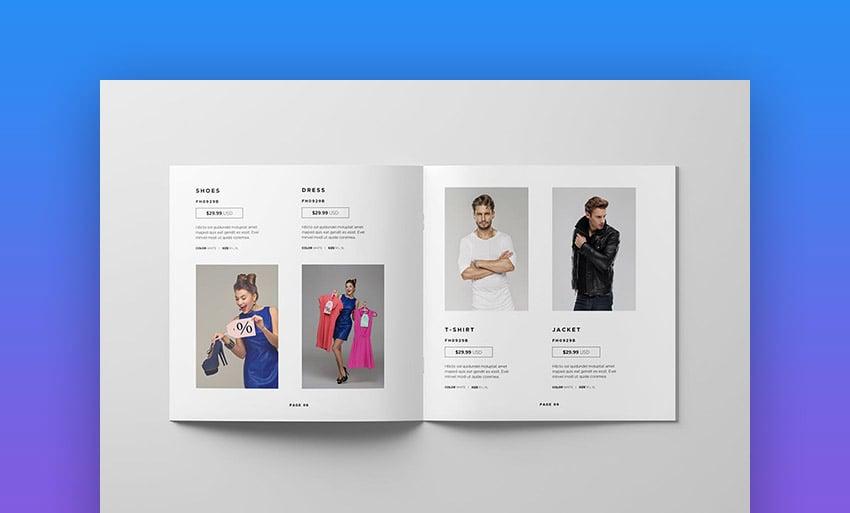 Square Catalogue