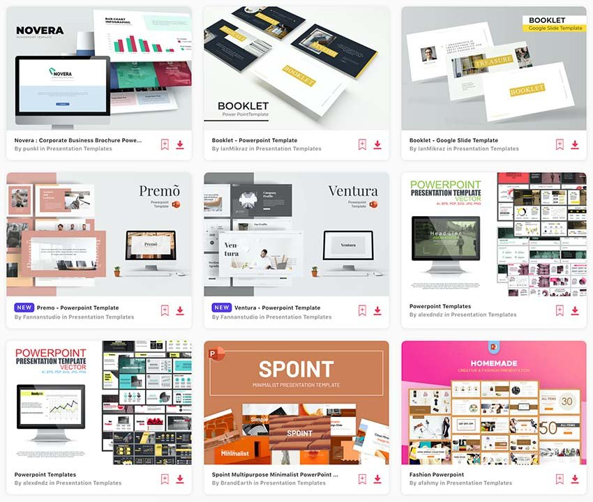 Download unlimited premium PowerPoint brochure templates with an all-you-can-download Envato Elements subscription.