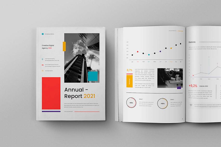 Sample Nonprofit Annual Report