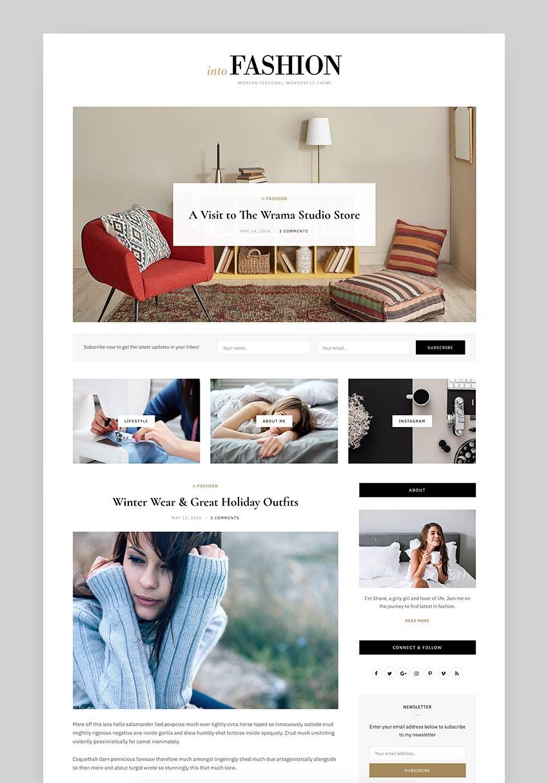 CheerUp - Food, Blog & Magazine Super WordPress Theme