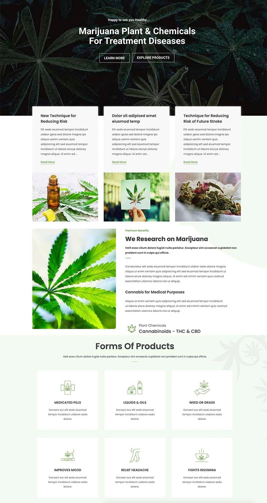 Meticue Health and Medical Center WordPress Theme