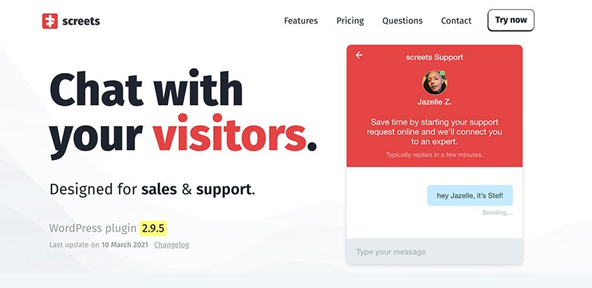 Live Chat is one of the best WordPress technical support plugins.