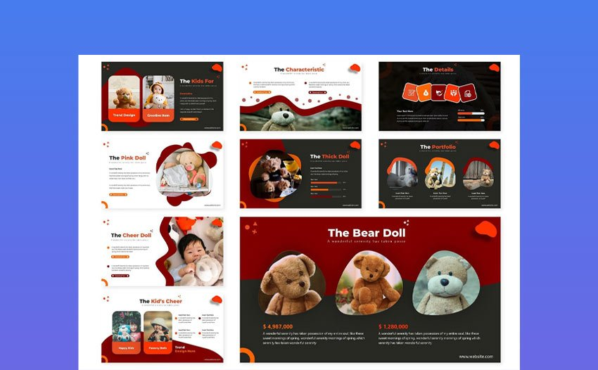 Doolable - Powerpoint Template