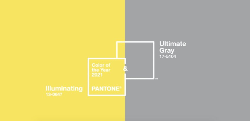 The Colors of the Year will be a beautiful touch on your pretty PPT templates