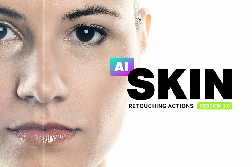 Skin Smoothing Actions