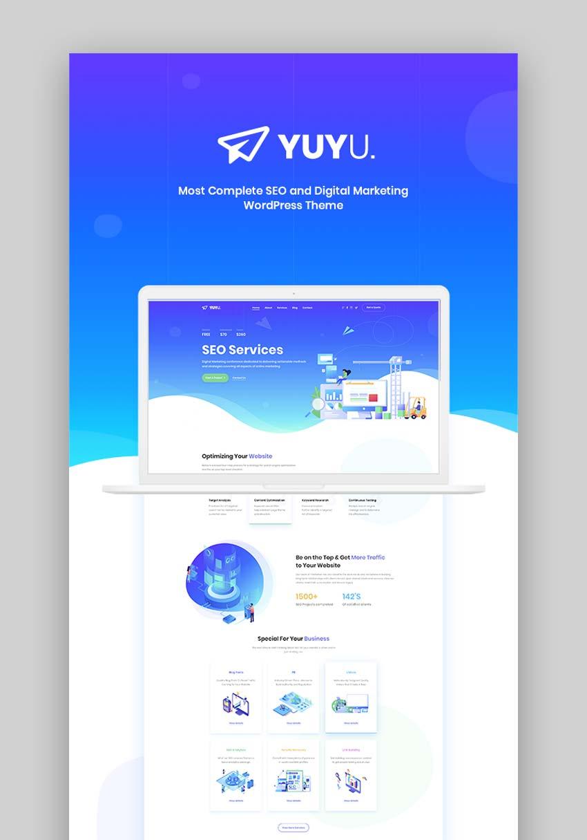 Yuyu - SEO Agency