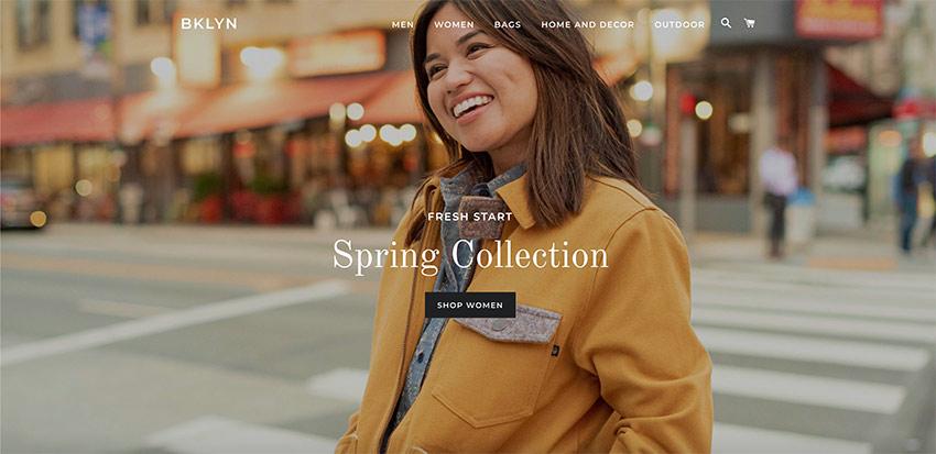 Free Brooklyn Theme Shopify