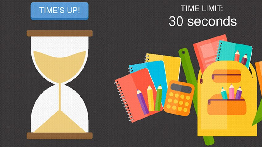 Classroom Timers Animated Characters for PowerPoint