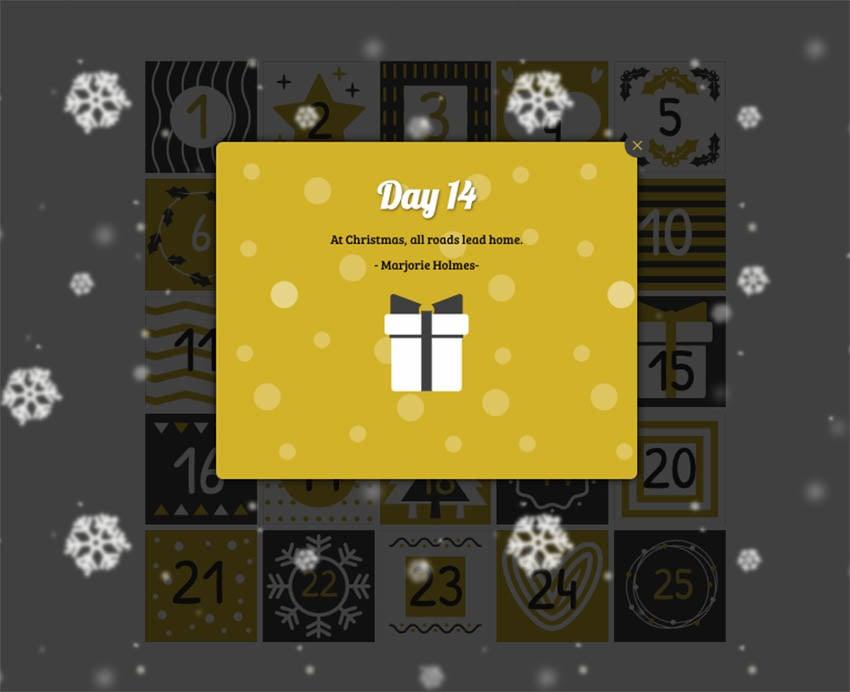 SantaPress - WordPress Advent Calendar Plugin  Quiz