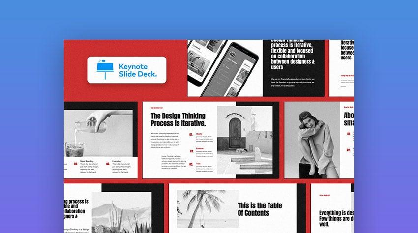 Banjar - Presentation Template Keynote