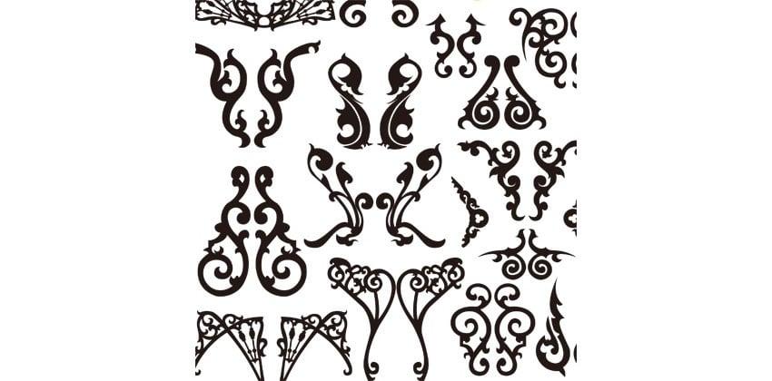 Flourish Designs Free