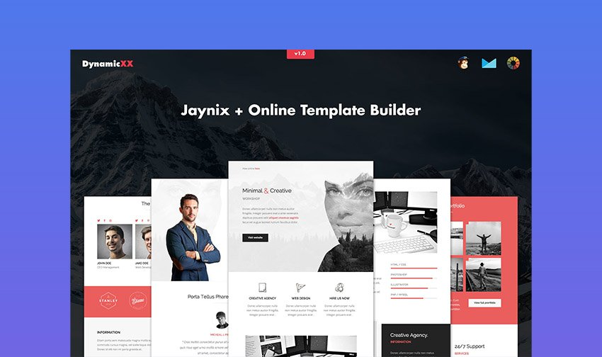 Jaynix - Best Email Newsletters