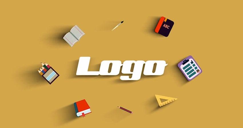 School Logo Reveal Template