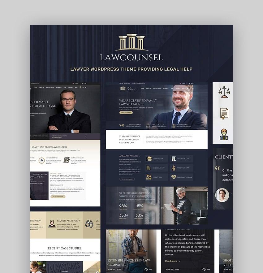 LawCounsel WordPress Legal