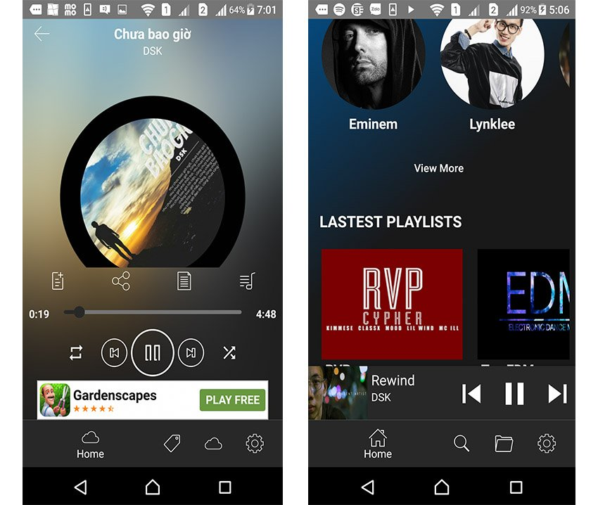 Cherry Best App To Create Music on Android