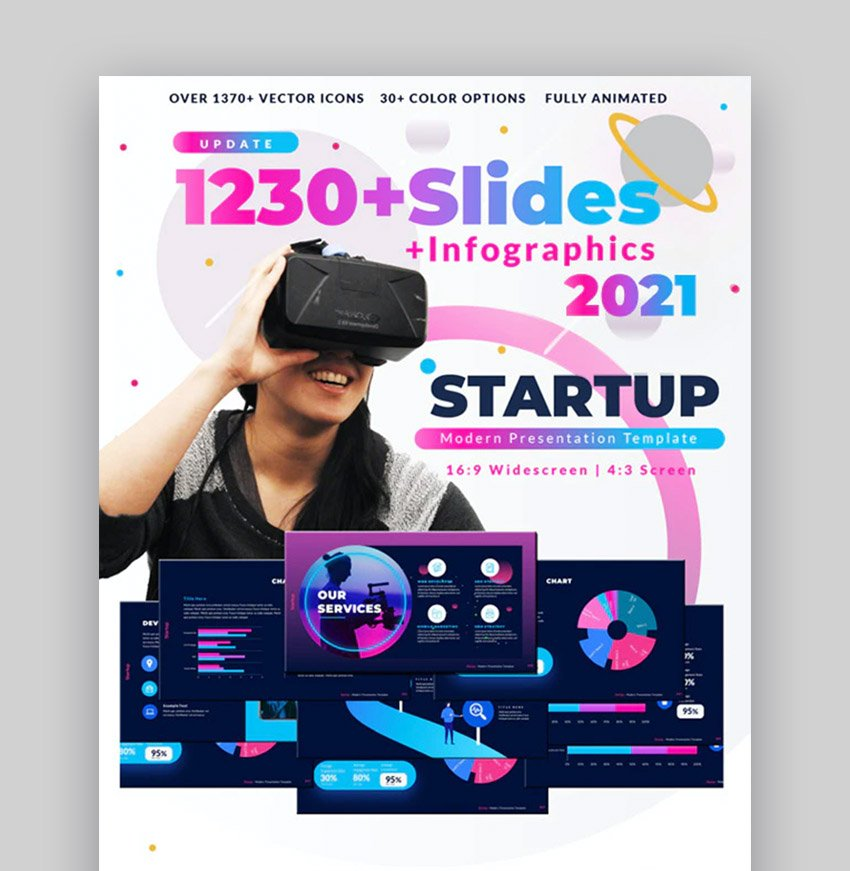 Nice PPT Templates 2021 Download