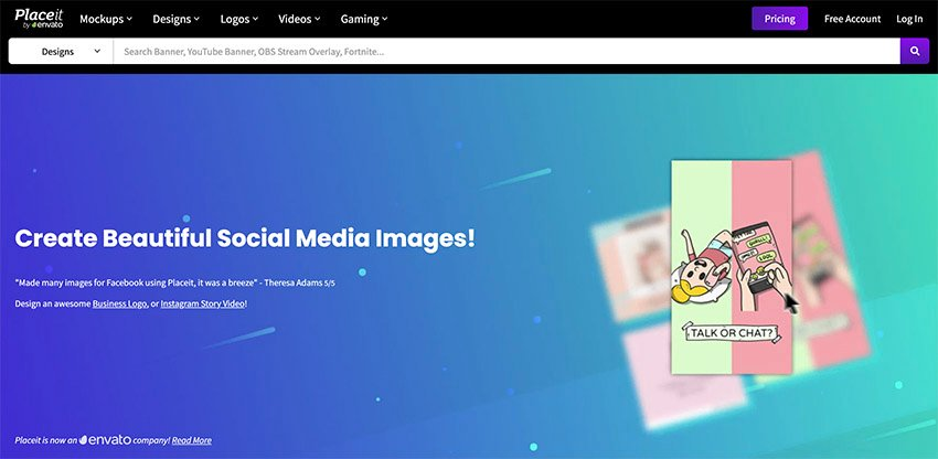Social Media Image Templates Online From Placeit