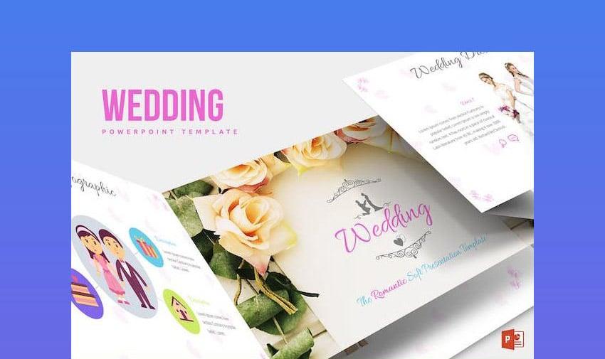 Wedding PowerPoint Template
