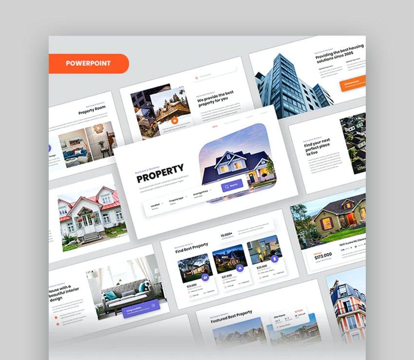 Property Real Estate PPT