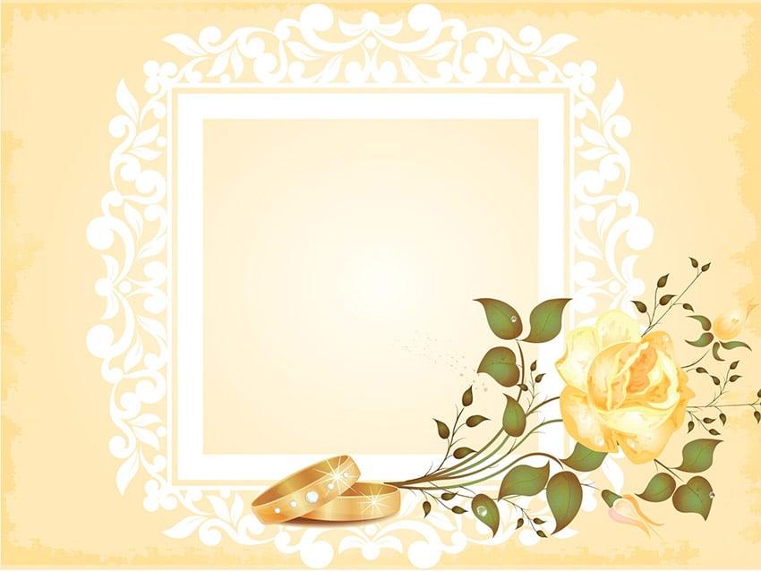 Wedding PowerPoint Photo Album Template Free
