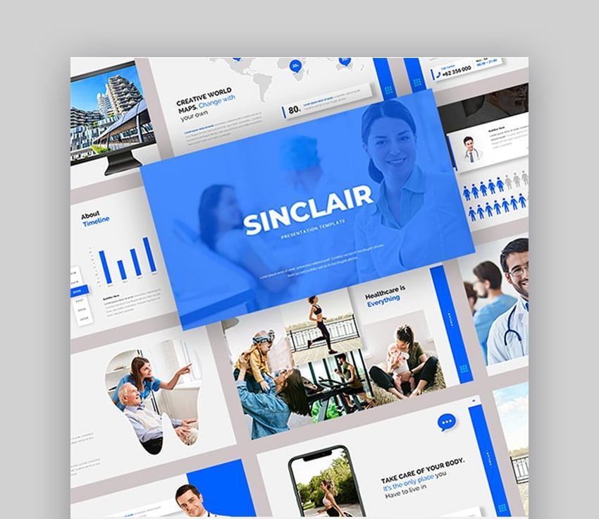 Sinclair Medical PowerPoint
