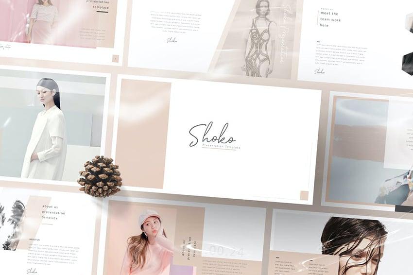 Shoko Presentation About Fashion