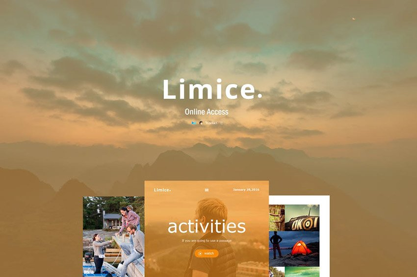 Limice Mailchimp Inspiration